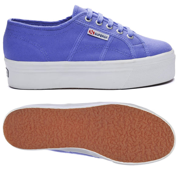 2790 ACOTW LINEA UP AND DOWN Violet Bluish