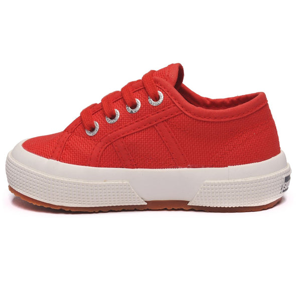 Superga Perú 2750 JCOT Classic Red
