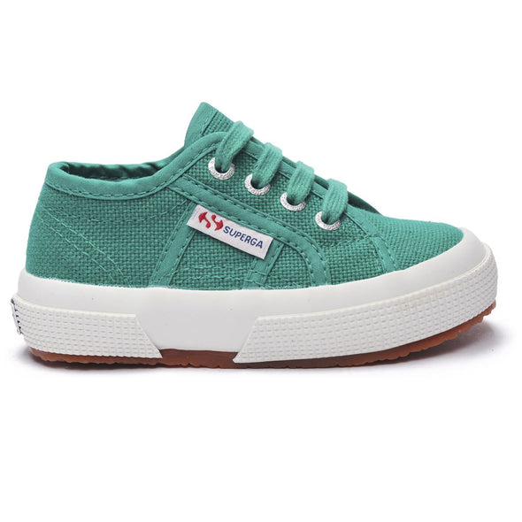 Superga Perú 2750 JCOT Classic Green Pepper
