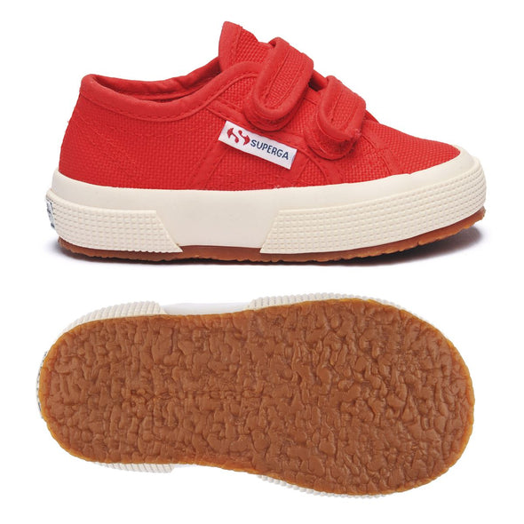 Superga Perú 2750 JVEL Classic Red