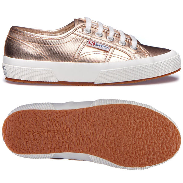 Superga Perú 2750 COTMETU Rose Gold