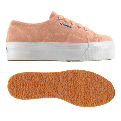 Superga Perú 2790 SUEW Pink Peach Tropical