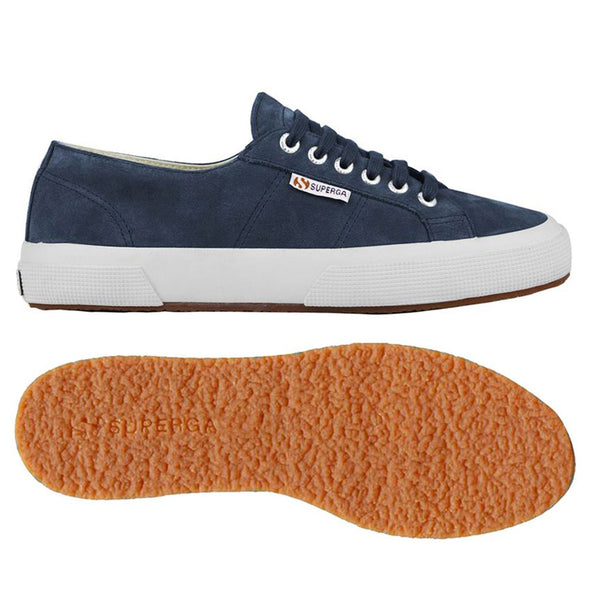 Superga Peru 2750 SUEU Blue Night Shadow