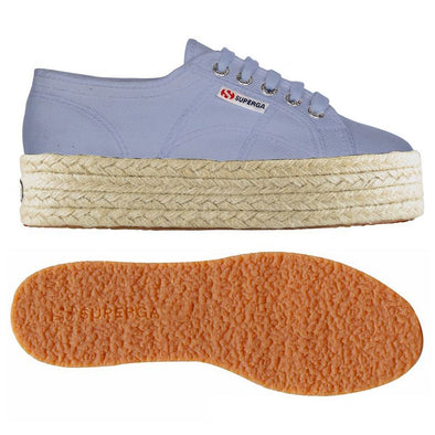 Superga Peru 2790 COTROPEW Blue LT Purple