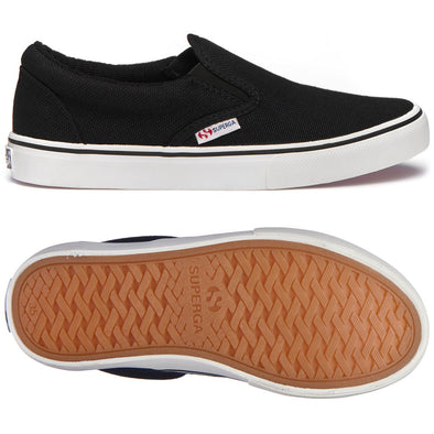 Superga Perú 2311 COTU Black