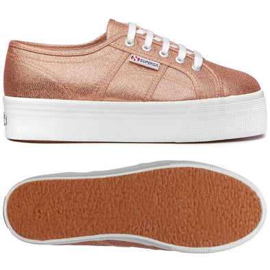Superga Peru 2790 LAMEW Rose Gold