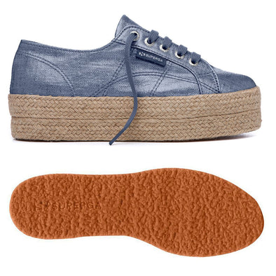 Superga Perú 2790 LINRBRROPEW Blue