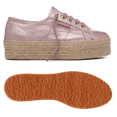 Superga Perú 2790 LINRBRROPEW Rose