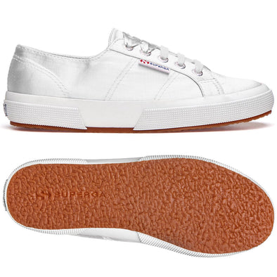 Superga Peru 2750 SATINW White