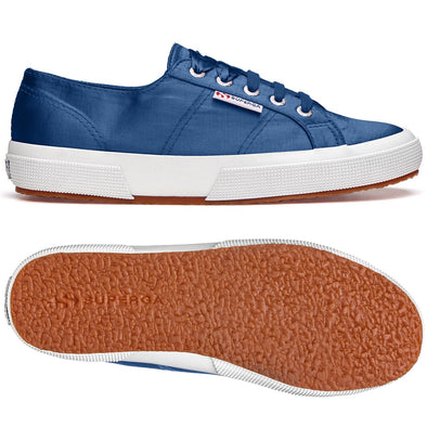 Superga Peru 2750 SATINW Blue Legion