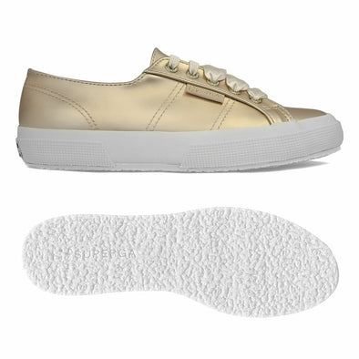 Superga Perú 2750 SYNTPEARLEDW Platinum