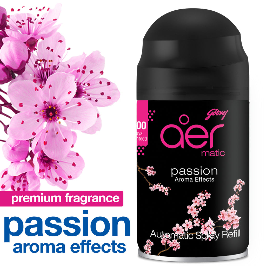 aer Matic Refill Passion 225ml