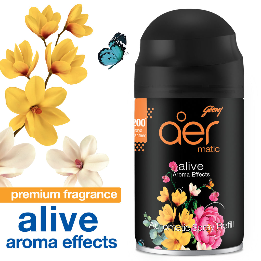 aer smart matic combi alive 225ml