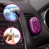 Godrej aer click, car vent air freshener kit <span class='rich-irish'>rich irish cocktail 10g</span>