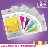 Godrej aer pocket, bathroom air fragrance <span class='violet'>violet valley bloom 10g</span>
