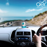 Godrej aer twist, car air freshener <span class='cool-blue'>cool surf blue 45g</span>