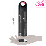 Godrej aer spray, premium air freshener for home & office <span class='passion'>passion 240ml</span>