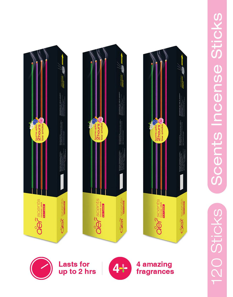 Godrej aer scents incense sticks
