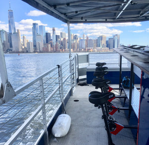 NYC Cycleboats