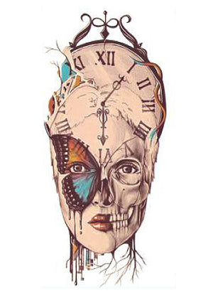 The Clock Woman
