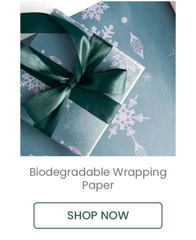 Biodegradable Wrapping Paper