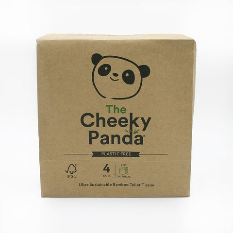 Bamboo Toilet Roll packaging