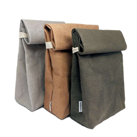 Tabitha Eve Vegan Leather Lunch Bags