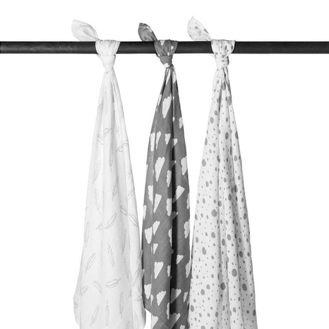 baby swaddles 3 pack