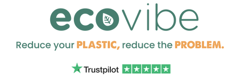 EcoVibe Logo with Trust Pilot