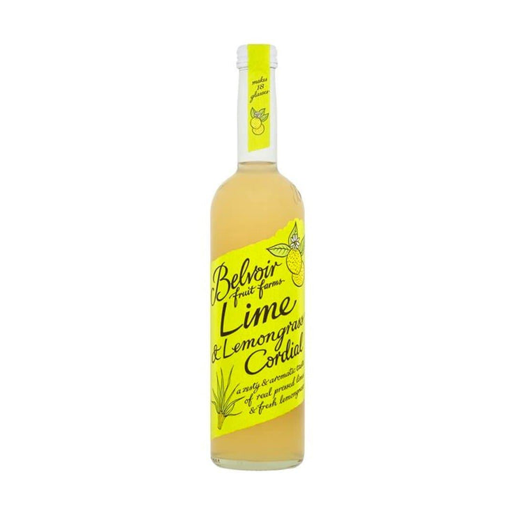 Lime & Lemongrass Cordial - 500ml