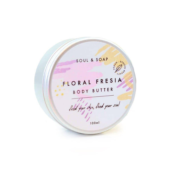 Floral Freesia Vegan Body Butter