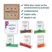 Plastic-Free Soluble Cleaning Sachets - Antibacterial