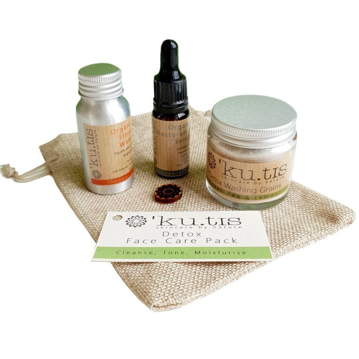 Daily Face Care Pack - Detox