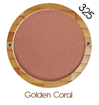 Zao Vegan Blusher (9g) golden coral