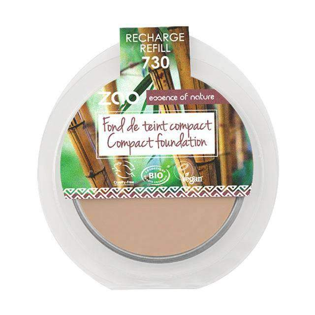 Vegan Compact Foundation Refill (6g)