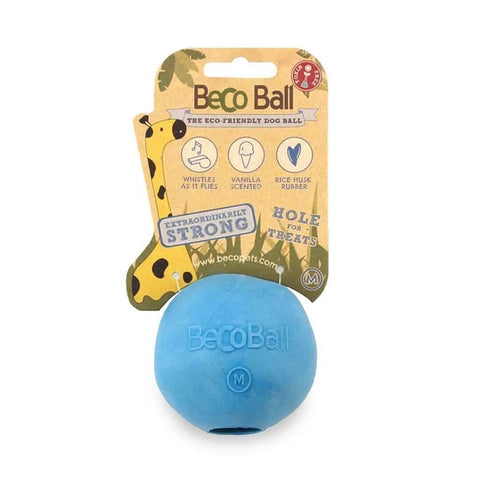 Natural Rubber Dog Ball