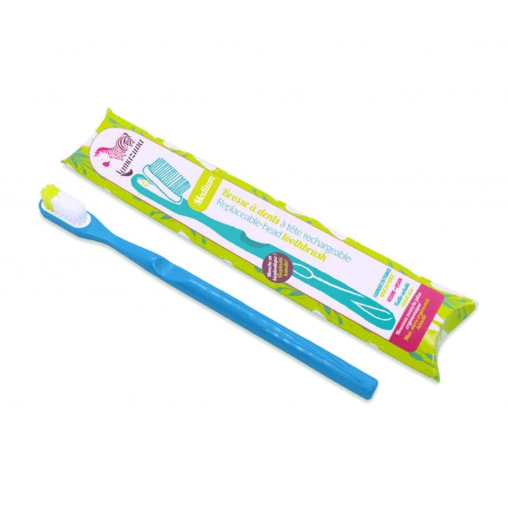 Replaceable-head Toothbrush - Soft