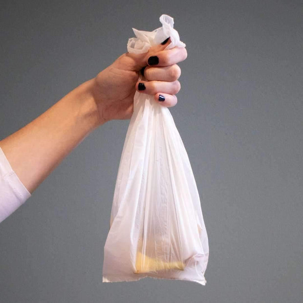 x15 Bags Single Roll of Compostable Bags