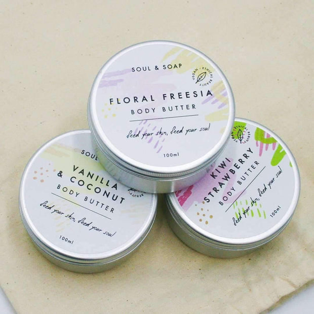 Luxury Body Butter Gift Set