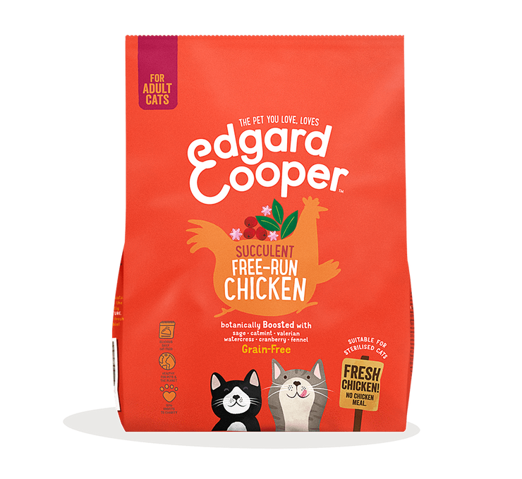 Edgard & Cooper Free-Run Chicken Dry Food