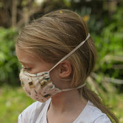Bamboo & Cotton Face Mask - Children's