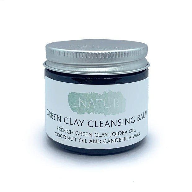 Clay Facial Cleansing Balm