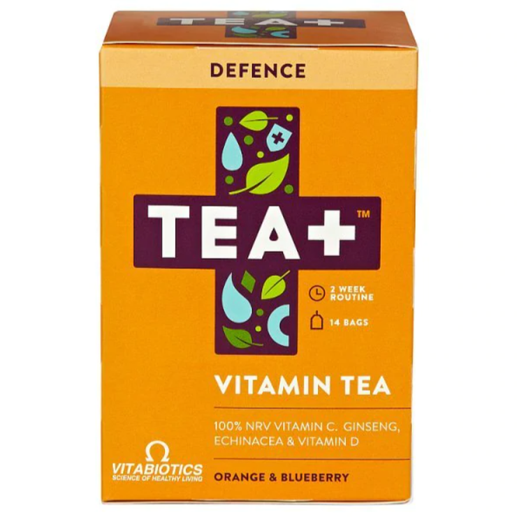 Tea+ Vitamin Tea Defense
