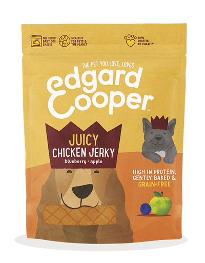 Dog Treat Jerky - Chicken