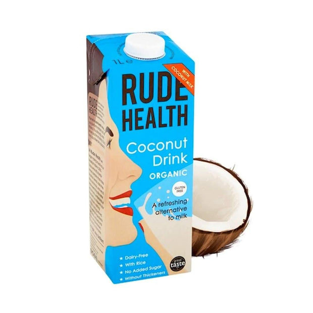 Organic Coconut Milk Alternative - 1L