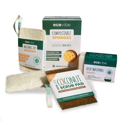 EcoVibe Washing-Up Box - EcoVibe