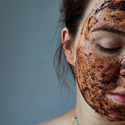 Coffee Face Scrub - Sensitive Skin (100ml)