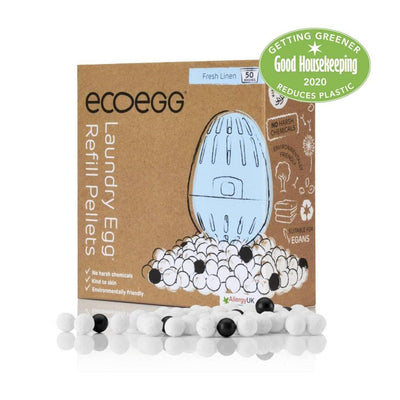 Eco Laundry Egg Refills - 50 Washes - EcoVibe