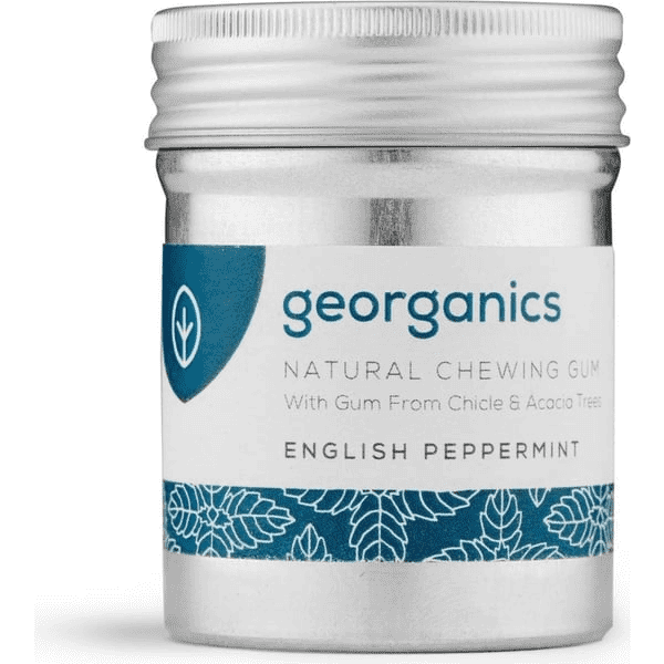 Georganics Natural Chewing Gum
