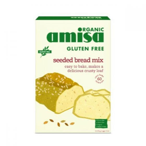 Seeded Gluten Free  Bread Mix - 500g